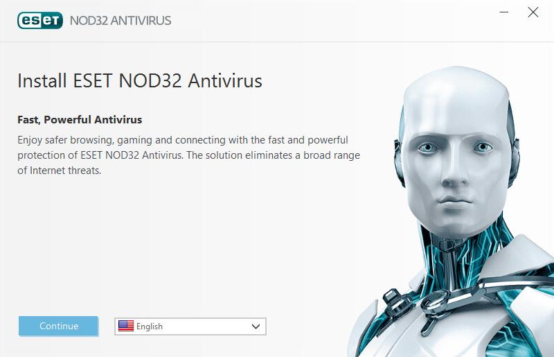 ESET NOD32 Antivirus 12.0.31.0
