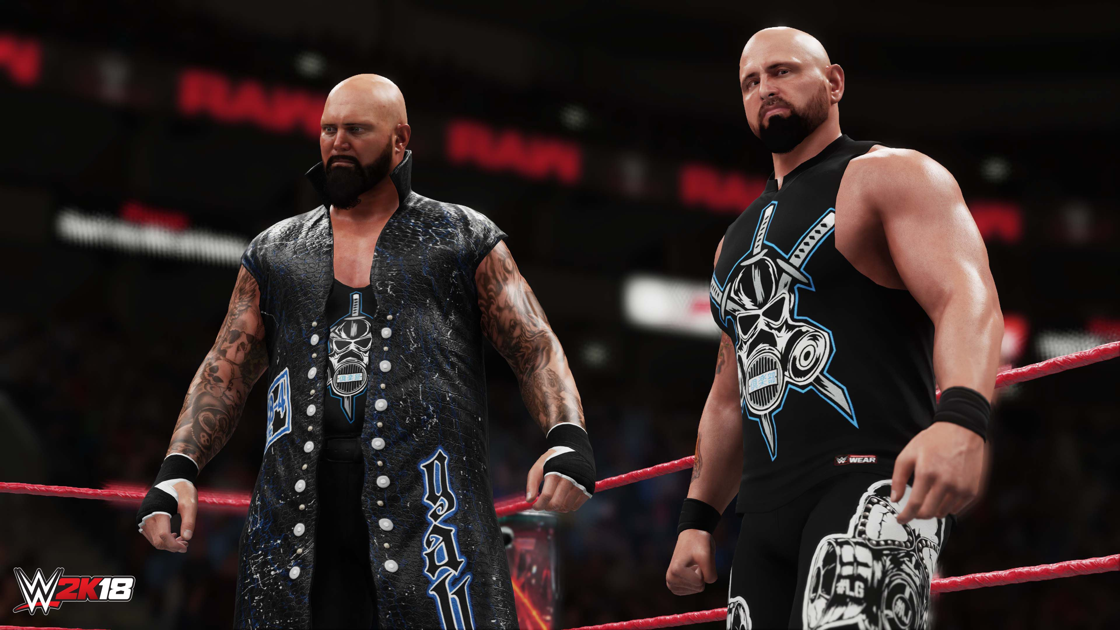 Resultado de imagen para WWE 2k18 Digital Deluxe Edition