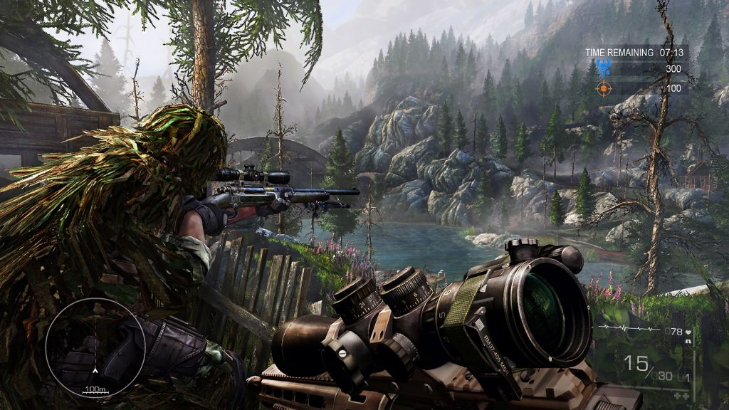 Sniper Ghost Warrior 2: World Hunter Pack