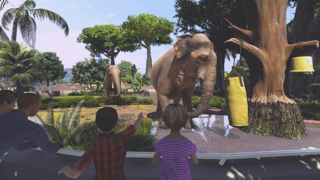 Buy Zoo Tycoon: Ultimate Animal Collection Steam Key | Instant