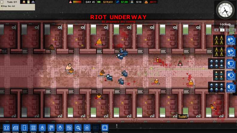 Buy Prison Architect Steam Key | Instant Delivery | Steam CD Key